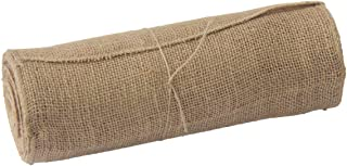 Jute Burlap Table Runner Roll - Natural 12