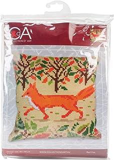 RTOSummer Cafe Collection DArt Stamped Needlepoint Kit