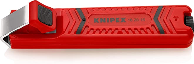 Knipex 16 20 16 SB Dismantling Tool Shock-Resistant Plastic Body, 130 mm (Blister Packed)