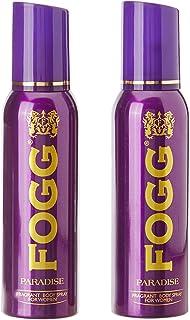 Fogg Fragrant Body Spray Paradise Combo for Women (Pack of 2)