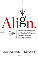 Align: A Leadership Blueprint for Aligning Enterprise Purpose, Strategy and Organisation (English Edition)