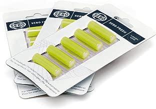 Sebo 0496/1 Fresh Vacuum Cleaner 5 fragrances per card, fragrance lime