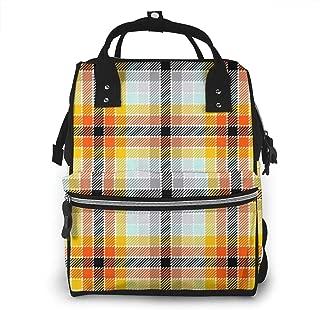 Tartan Synergy2 Multi-Function Travel Backpack Nappy Bag,Fashion Mummy Bag