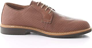 Luxury Fashion | Igi & Co Men 5103133MARRONE Brown Leather Lace-up Shoes | Spring-summer 20