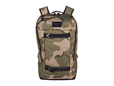 Burton Kilo 2.0 Backpack (Barren Camo Print) Backpack Bags
