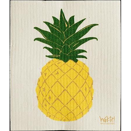 reusable wipes pineapple sponge All washable
