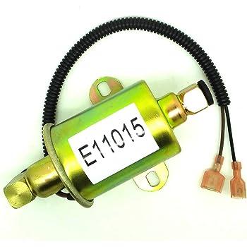 Portable  E11015 Electrical Fuel Pump Electric for Onan 5000 5.5KW Generator Set