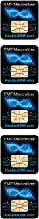 Cell Phone EMF Protection Radiation Neutralizers - Slim Design - Proudly Made in The USA - 5, 10 or 20 Pack - Developed by...