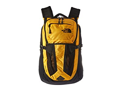 The North Face Recon (TNF Yellow Oxford Slub/TNF Black) Backpack Bags