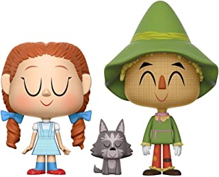 Funko Vynl: The Wizard of Oz - Dorothy & Scarecrow 2Pk Collectible Figure 2 Pack