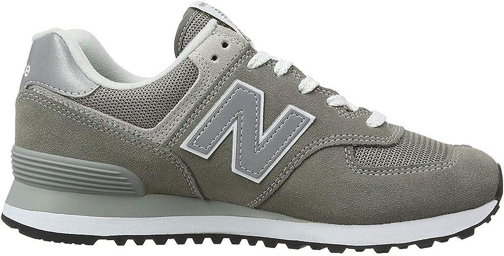 New Balance Femme 574v2 Core Sneakers Basses : Amazon.fr ...
