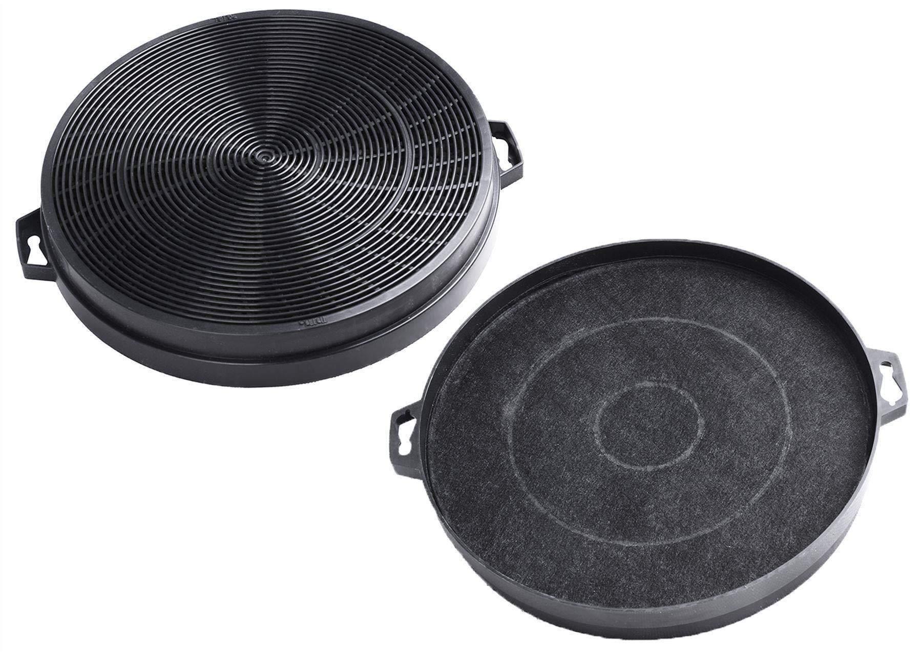 AquaHouse - Filtro de carbón para campana de cocina Siemens 353121, Bosch DHZ5140, Neff 00353121, filtro de carbón para extractor de cocina (CHF02S): Amazon.es: Hogar