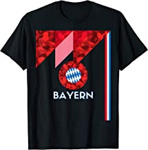 Bayern ape Camo bathing Tshirt RED designer soccer