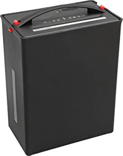 Sentinel FX124BC on Guard Crosscut Compaction Paper/Credit Card Shredder, 12 Sheet Capacity