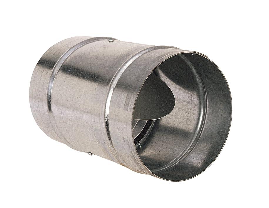 アストロラーベ肉の怒って西邦工業 ダクト接続型逆風防止ダンパー(チャッキダンパー) (CDA100K)