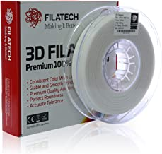 Filatech PC Filament, White, 1.75mm, 0.5 kg, Made in UAE