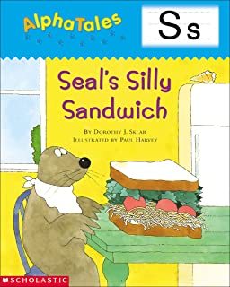 AlphaTales: S: Seal's Silly Sandwich (Alpha Tales)