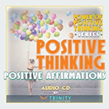 Power of Positive Thinking Series: Core Positive Thinking Positive Affirmations audio CD