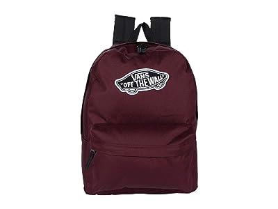 Vans Realm Backpack (Port Royale 1) Backpack Bags