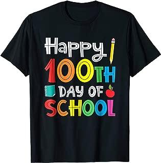 Best 100th day of school shirt for teachers diy Reviews