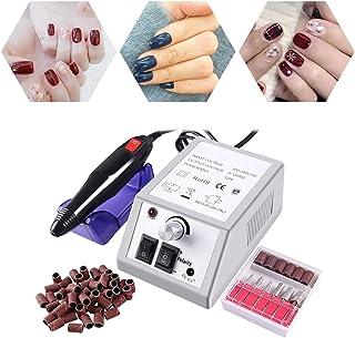 Electric Nail Drill Machine Nail File Drill Set Kit for Acrylic Nails, Gel Nail, Nail Art..