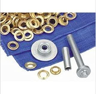 USA Premium Store 103pc Grommet 50pc Brass 1/2