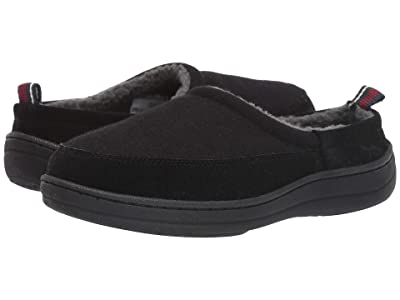 Ben Sherman Matt Clog (Black Wool) Men
