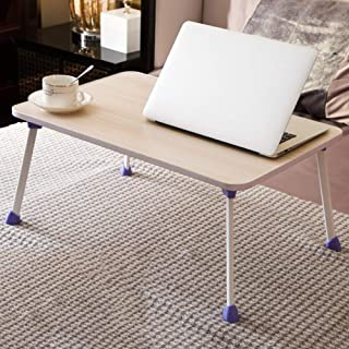 Table Notebook Laptop Desk Bed Sofa Table Portable Standing Multifunction Foldable Student Reading Books Artificial Board ...