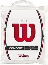 Wilson Pro Overgrip-Comfort 12 Pack. White