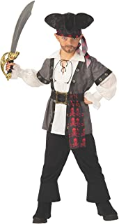 Rubie's Opus Collection Pirate Boy Costume, Medium