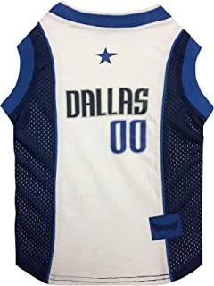 dallas mavericks dog apparel