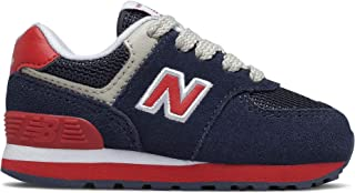 New Balance Kids' Boy's 574v1 Evergreen Lace-up Sneaker
