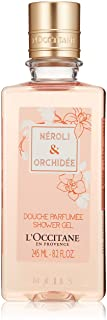Loccitane Neroli and Orchidee Shower Gel, 245 ml