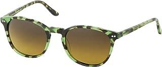 Eagle Eyes CELESTE Women's Sunglasses - Tortoise Round Polarized Sunglasses