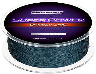 KastKing SuperPower Braided Fishing Line - Abrasion...