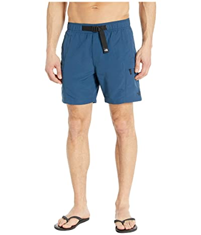 The North Face Class V Belted Trunk (Blue Wing Teal) Men