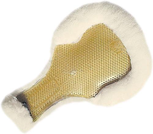 Acavallo Rehausseur à Raquette en Gel Activ Soft et Pure laine