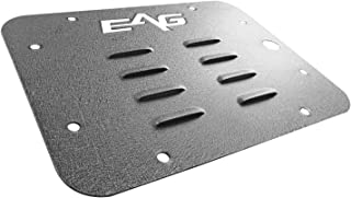 EAG Tailgate Vent-Plate Cover Spare Tire Carrier Delete Fit for 07-18 Jeep Wrangler JK
