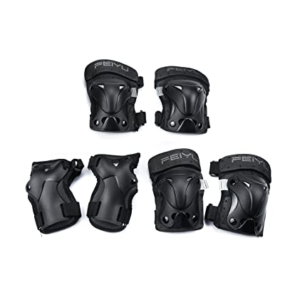 Weanas Kids Youth Sports Protective Gear Set, S...