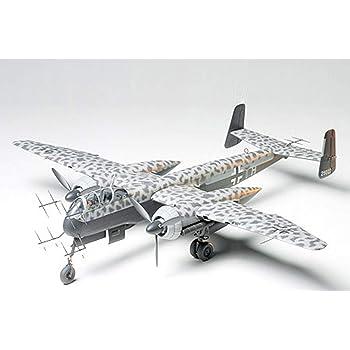 タミヤ 1/48 傑作機シリーズ No.57 ドイツ空軍 ハインケル He219 A-7 ウーフー プラモデル TM61057