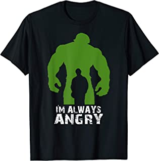 Best i m always angry shirt Reviews