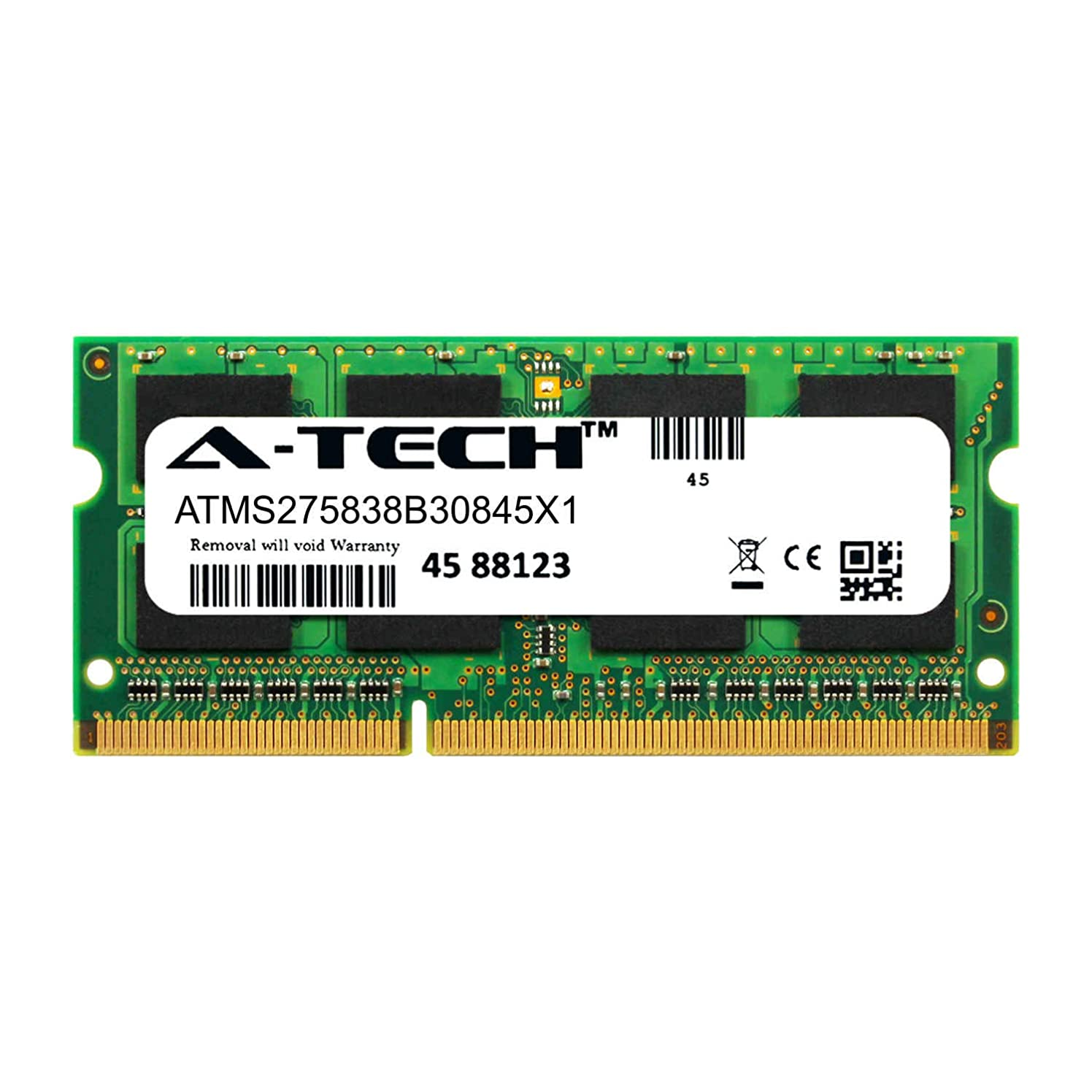 A-Tech 8GB Module for HP 23-r117c All-in-One (AIO) Compatible DDR3/DDR3L PC3-14900 1866Mhz Memory Ram (ATMS275838B30845X1)