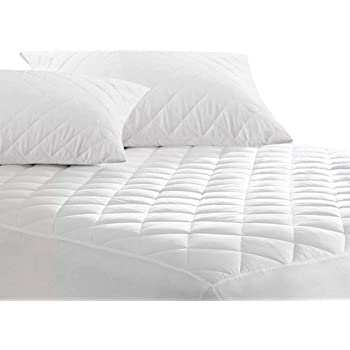 """Waterproof mattress quilted protector for 2/'6/"""" x 5/'9/"""" bed 13/""""depth 75cm x 175cm"""