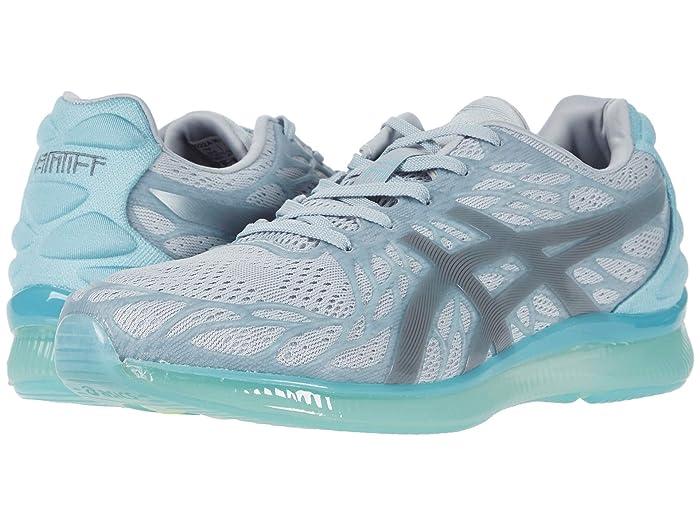 ASICS  GEL-Quantum Infinity 2 (Piedmont Grey/Metropolis) Womens Running Shoes