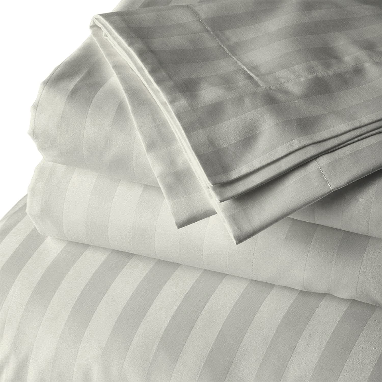 Top Split Cal King Sheet Set Adjustable Egypt 格安 for Base 800TC Bed 驚きの値段で