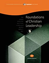 Foundations of Christian Leadership, Student Workbook: Capstone Module 7, English