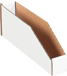 Aviditi BINMT212 Corrugated Open Top Bin Box, 12