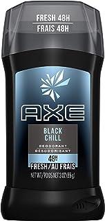 AXE Aluminum Free Deodorant 48 Hour Odor Protection Black Chill Mens Deodorant 3 oz