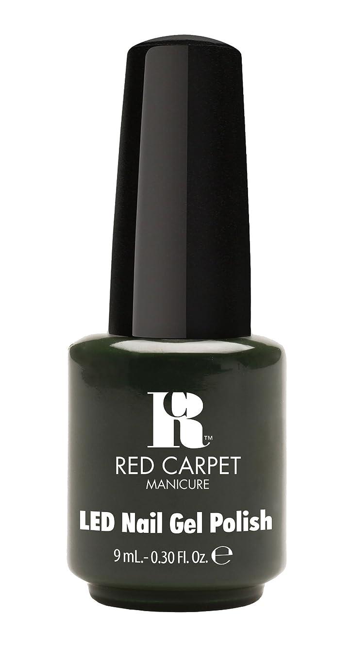 先行するクランプクランプRed Carpet Manicure - LED Nail Gel Polish - Diva in Disguise - 0.3oz/9ml