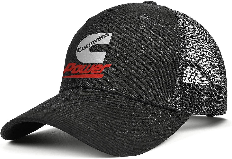 Unisex 100% Cotton Ranking TOP12 Caps Adjustable Mesh Classic Trucker Rare 6-Panel